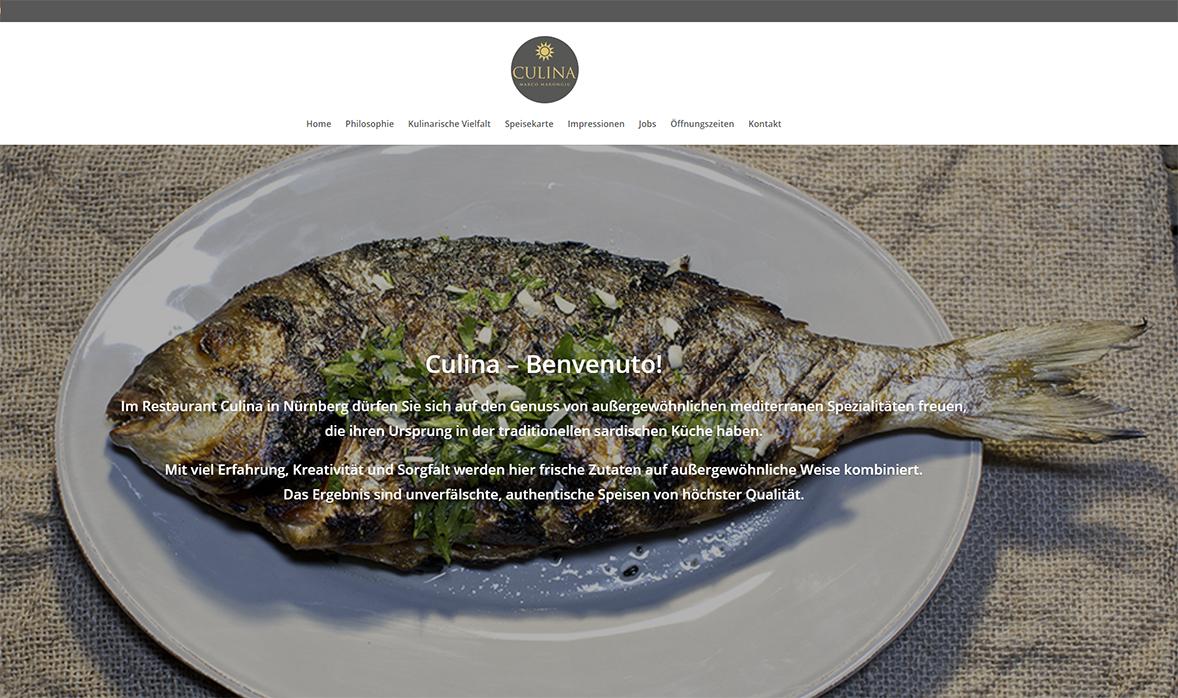 Komplett Entwicklung der Webseite inklusive Text